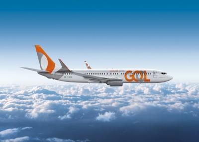 Debut Flight From Brasilia to Cancun