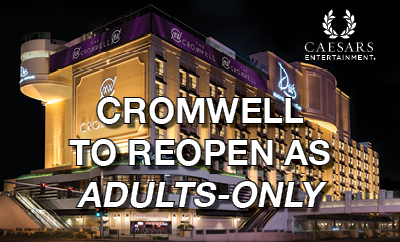 The Cromwell to Reopen as First Adults-Only Resort on the Las Vegas Strip