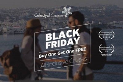 Celestyal Cruises Black Friday BOGO