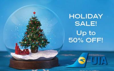 UIA Holiday Sale!