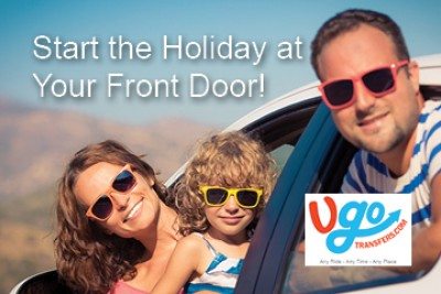 Ugo Transfers - Holidays Are Approaching!