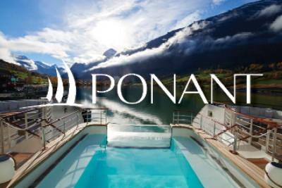 Congratulations Ponant Cruises!