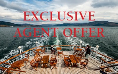 Hebridean Exclusive Agent Offer!